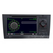 Car DVD player for Audi A6 S6 RS6 with gps radio tv bluetooth