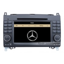 Car dvd player for Benz B-class W245 with GPS radio TV bluetooth