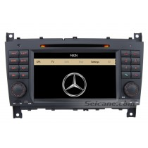 Car DVD player for Mercedes-Benz C-Class W203 with GPS Radio TV Bluetooth