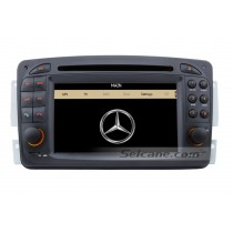 Car DVD player for Mercedes-Benz CLK-C209 with GPS Radio TV Bluetooth