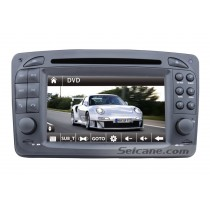 Car DVD player for 1998-2006 Mercedes-Benz G-W463 with GPS Radio TV Bluetooth
