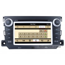 Car DVD player for Mercedes-Benz Smart Fortwo with GPS Radio TV Bluetooth