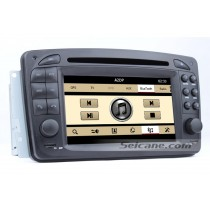 Car DVD player for Mercedes-Benz Vito with GPS Radio TV Bluetooth