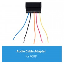 Hot sale Audio Sound Cable Wiring Harness Adapter for FORD Mondeo