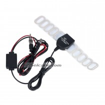2016 Hot Sale Car Auto Digital DVB-T Car TV FM Radio Antenna Aerial Amplifier Booster