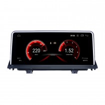 10.25 inch Android 10.0 for BMW X5 E70 X6 E71 2007-2009 CCC Radio HD Touchscreen GPS Navigation System with Bluetooth support Carplay DVR