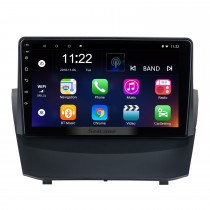 OEM 9 inch Android 10.0 For Ford Fiesta Radio with Bluetooth HD Touchscreen GPS Navigation System support Carplay DAB+