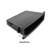 Free Box Storage Content Container Shelf Accessories for Hyundai