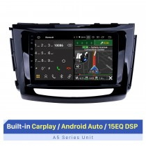 9 Inch HD Touchscreen for Great Wall Wingle 6 RHD Head Unit Car GPS Navigation Stereo Android Auto Support Split Screen Display
