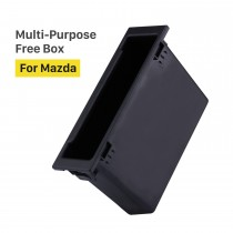 High Quality Multifunctional Storage Container Free Box for Mazda