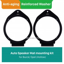 Hollow Car Speaker Mat Plates Bracket for Buick/Opel