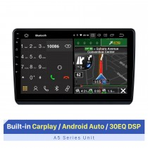 10.1 Inch  Android HD Touchscreen for Honda AVANCIER 2017 GPS Navigation System Car Radio DVD Player Car Audio with GPS FM Radio Support Wireless Carplay