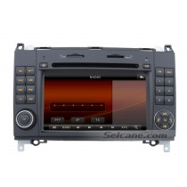 In-Dash Car DVD Gps navigation Stereo for Mercedes-Benz A Class W169 with Radio TV Bluetooth Ipod
