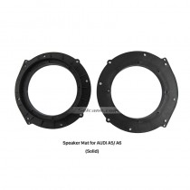 Solid Car Ring Speaker Mat Bracket for AUDI A5/ A6