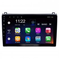 OEM 9 inch Android 10.0 Radio for 2006-2010 Proton GenⅡ Bluetooth WIFI HD Touchscreen GPS Navigation support Carplay DVR OBD Rearview camera