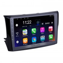For 2011 Changan Alsvin V3 Radio 9 inch Android 10.0 HD Touchscreen GPS Navigation System with Bluetooth support Carplay SWC