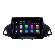 Android 10.0 9 inch HD Touchscreen GPS Navigation Radio for 2013-2016 Ford Escape with Bluetooth USB WIFI AUX support Backup camera Carplay SWC