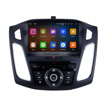 OEM 9 inch Android 10.0 for 2015 Ford Focus Radio Bluetooth HD Touchscreen GPS Navigation System Carplay support DVR 1080P Video