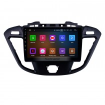 Android 10.0 9 inch Bluetooth Radio for 2017 Ford JMC Tourneo High Version HD Touchscreen GPS Navi Audio with Carplay USB WIFI support RDS 4G DVD Player