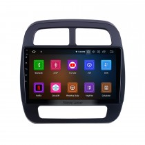 OEM 10.1 inch Android 10.0 for 2019 Renault City K-ZE Radio with Bluetooth HD Touchscreen GPS Navigation System Carplay support DSP TPMS
