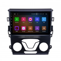 Android 10.0 9 inch Radio HD Touchscreen Bluetooth GPS Navi for 2012-2014 Ford Mondeo with Wifi music USB support DVD Carplay TPMS 4G 1080P Video