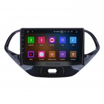 HD Touchscreen 2015 2016 2017 2018 Ford Figo Radio Android 10.0 9 inch GPS Navigation Bluetooth AUX Carplay support Backup camera