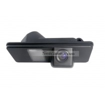 170° HD Waterproof Blue Ruler Night Vision Car Rear View Camera for Subaru TRIBECA free shipping