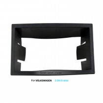 173*98mm Double Din Volkswagen Car Radio Fascia DVD GPS Dashboard Panel Frame Trim Installation Kit