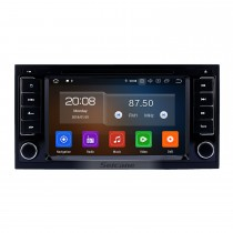 7 inch Android 10.0 Touchscreen Radio for VW Volkswagen 2004-2011 Touareg 2009 T5 Multivan/Transporter with GPS Navigation Carplay Bluetooth support Backup camera