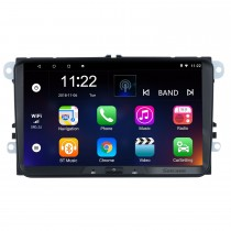 For VW Volkswagen Universal Radio Android 10.0 HD Touchscreen 9 inch GPS Navigation System with WIFI Bluetooth support Carplay DVR