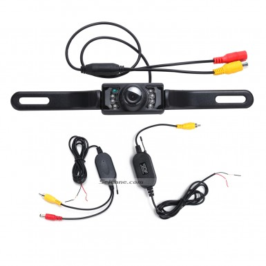 Seicane Wireless Rearview Camera for aftermarket car radio