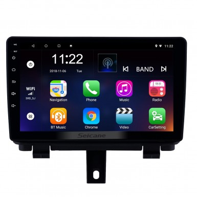 2013-2017 AUDI Q3 Android 8.1 9 inch HD Touchscreen Bluetooth GPS Navigation system auto Radio support 3G WIFI Rearview Camera DAB+ DVR Digital TV Steering Wheel Control OBD2