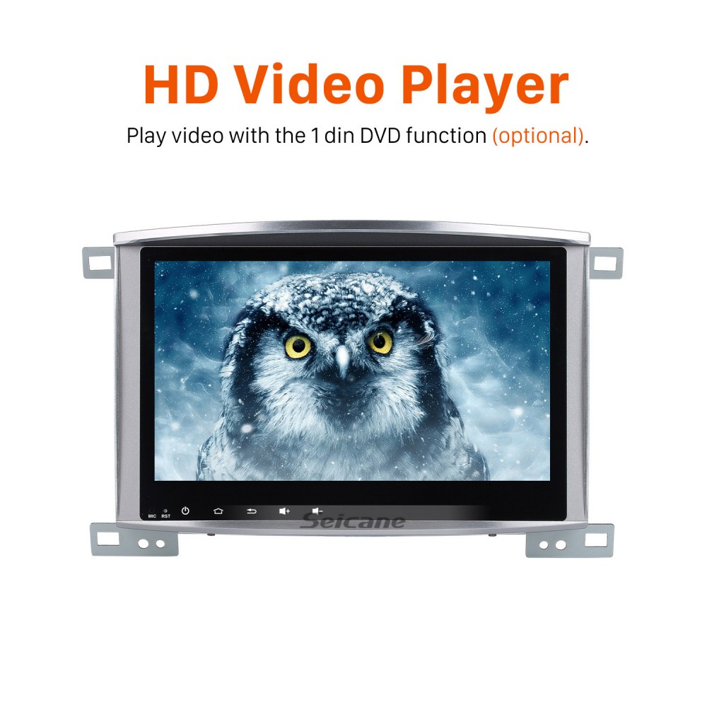 10 1 Inch 1998-2007 Lexus LX470 LX570 Android 7 1 Capacitive