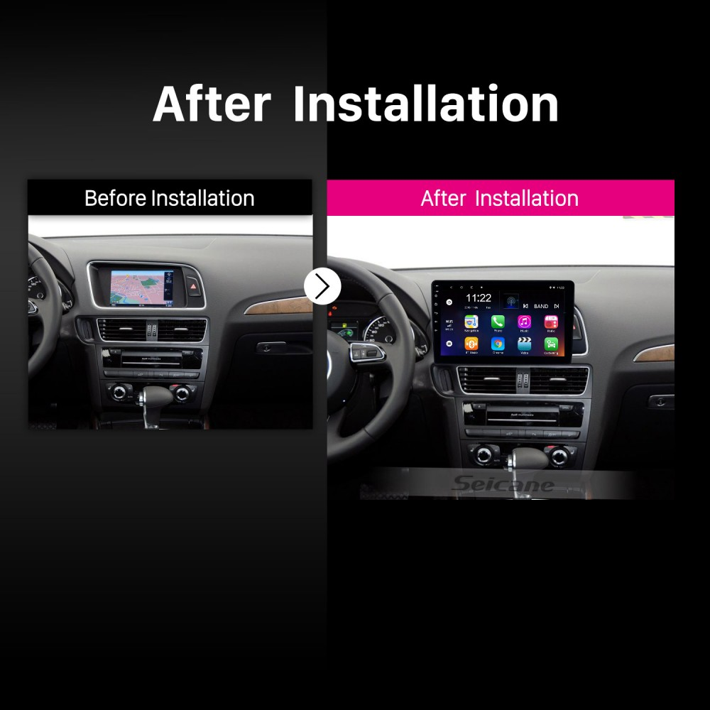 10 1 inch Android 8 1 GPS Navigation HD Touchscreen Radio