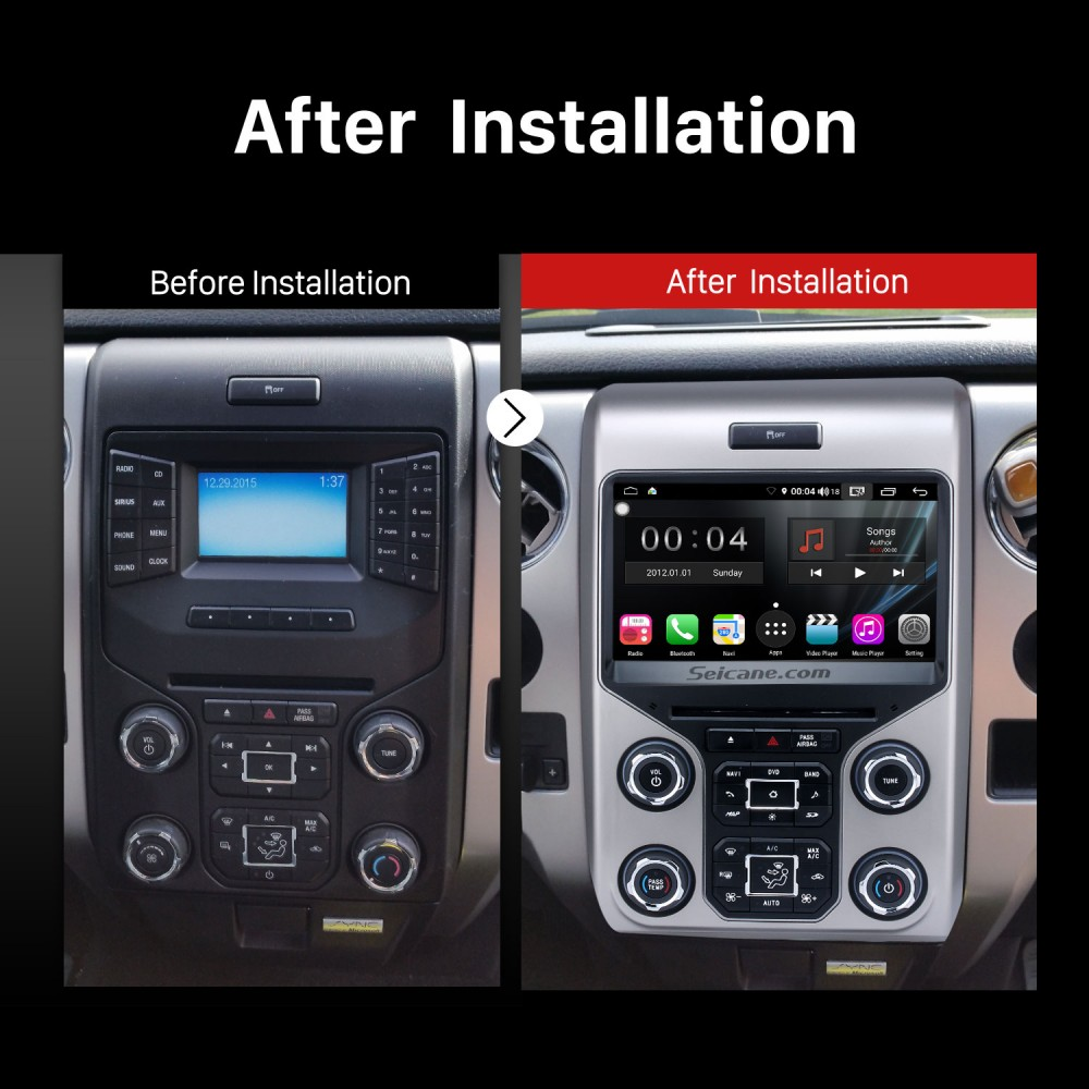 2013 Ford F150 Factory Radio