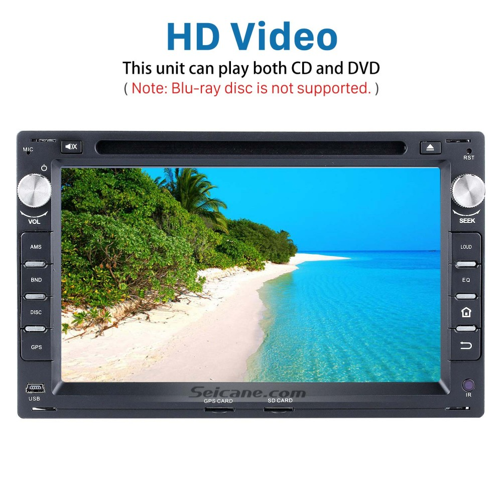 Android 8 0 GPS navigation system for 1999-2005 VW