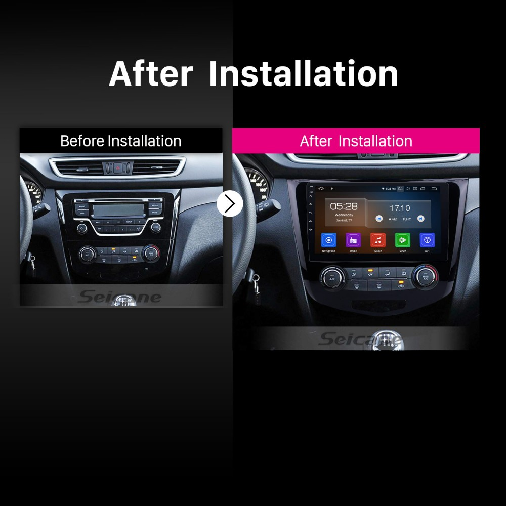 Android 9 0 GPS Radio Navigation System for 2014 2015 2016