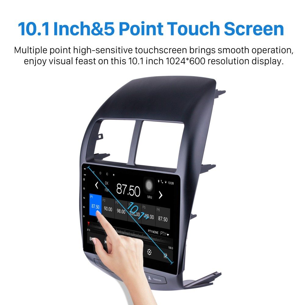Android 8 1 Radio GPS navigation system Bluetooth Stereo for