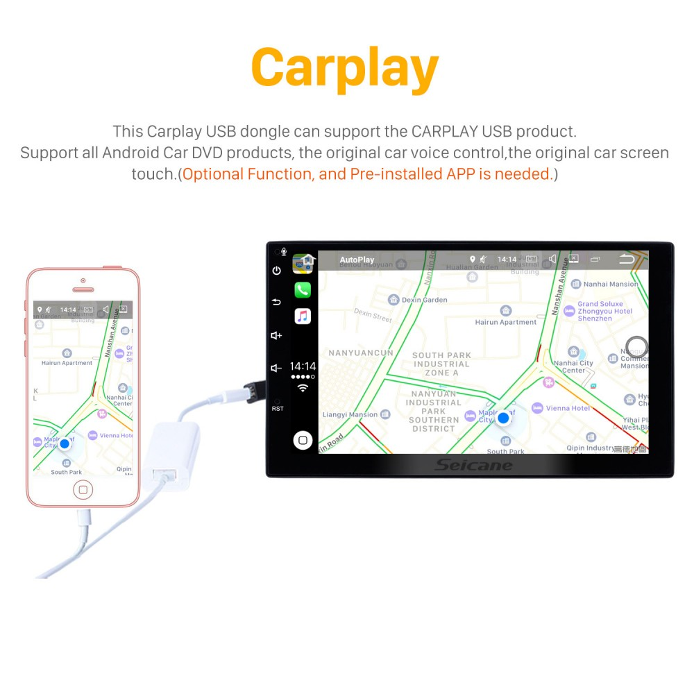 7 Inch Android 8 0 Car Multimedia Player for 2012 2013
