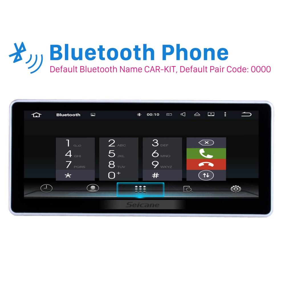 Android 8 0 10 25 inch 1280*480 Touchscreen Radio for 2014