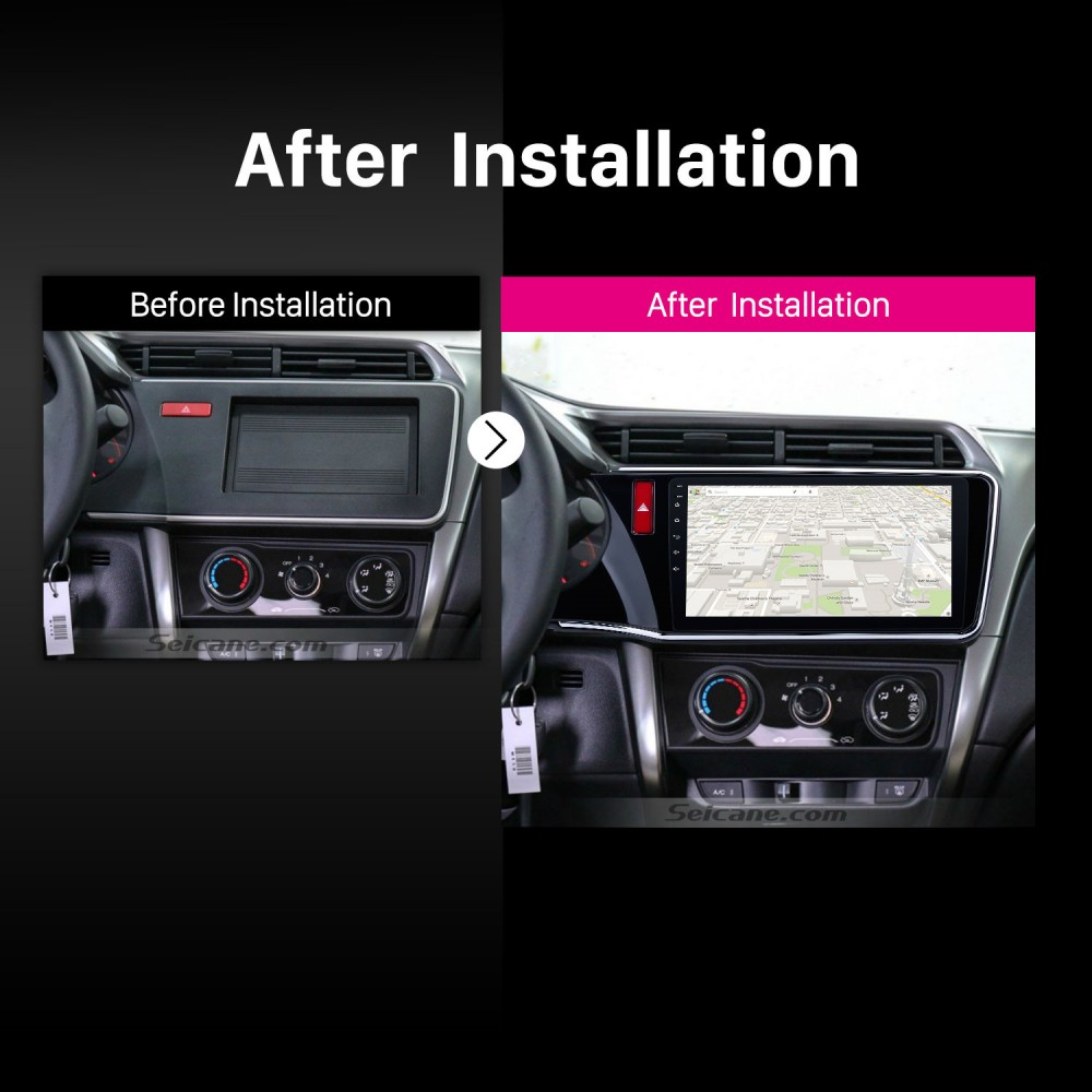 Android 8 1 GPS Navigation System Stereo for 2014 2015 2016