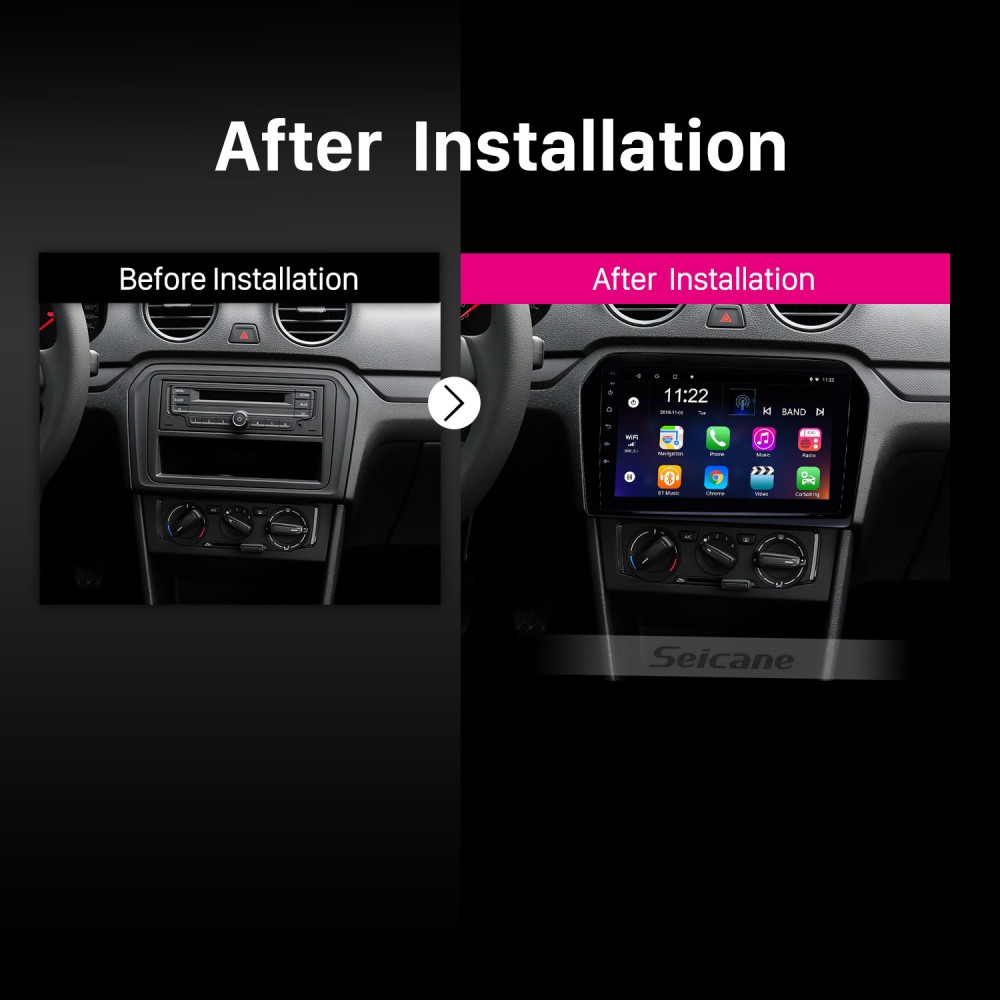 Android 8 1 GPS Navigation System Stereo for 2012 2013 2014