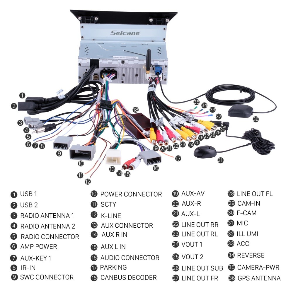 Wiring Harnes For A 2013 Honda Pilot