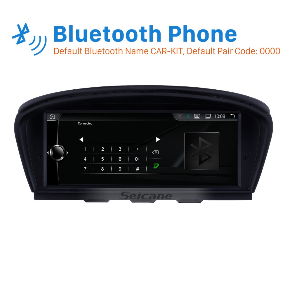 8 8 inch Android 8 1 Touchscreen Radio for 2009-2012 BMW 3