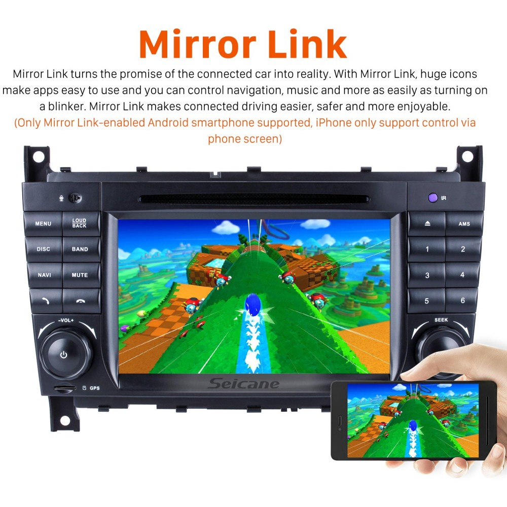 In Dash Radio DVD Player Android 9 0 7 Inch HD Touchscreen