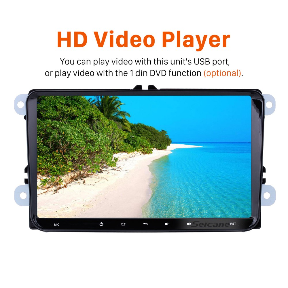 9 inch 2 din HD Touchscreen Android 9 0 Radio Stereo GPS