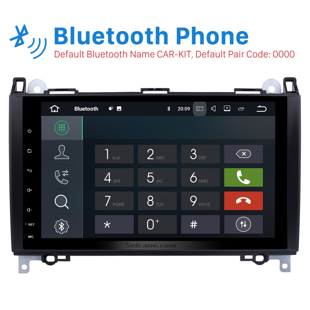 Android 7 1 Radio GPS Bluetooth Stereo for 2004-2012