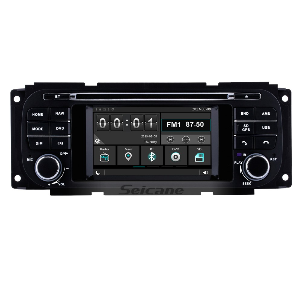 Aftermarket DVD Player Radio GPS Navigation System For 2002