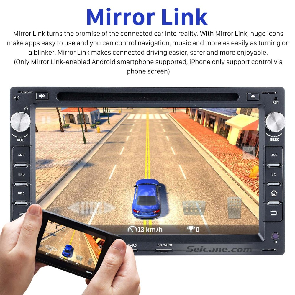 Android 8 0 DVD Navigation System for 1997-2004 VW