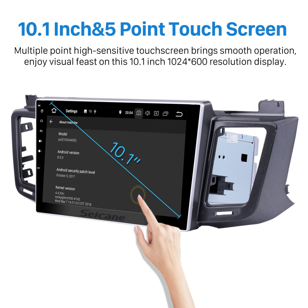 10 1 Inch OEM Android 8 0 Radio GPS Navigation system For